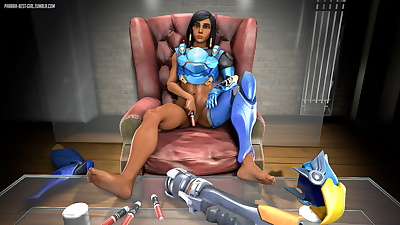 Misc Pharah from Overwatch