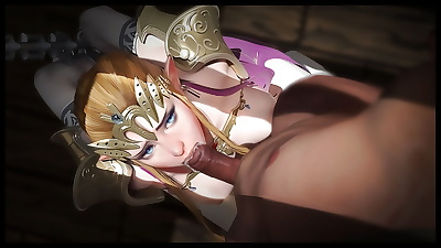 Princess Zelda 1-3